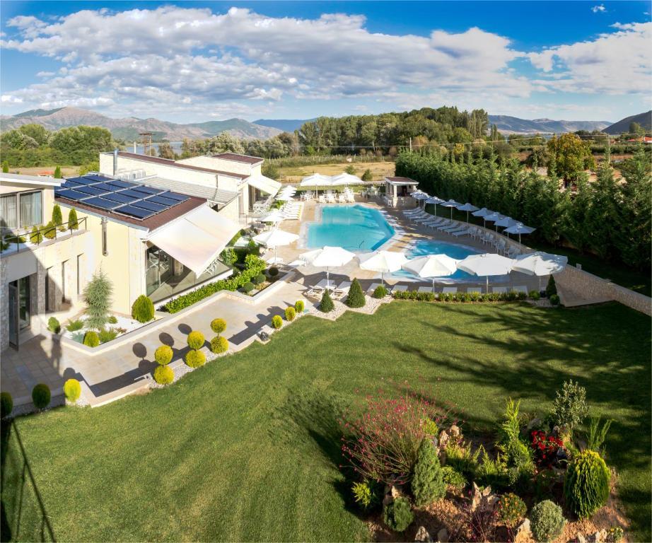 Άποψη από ψηλά του Calma Hotel & Spa