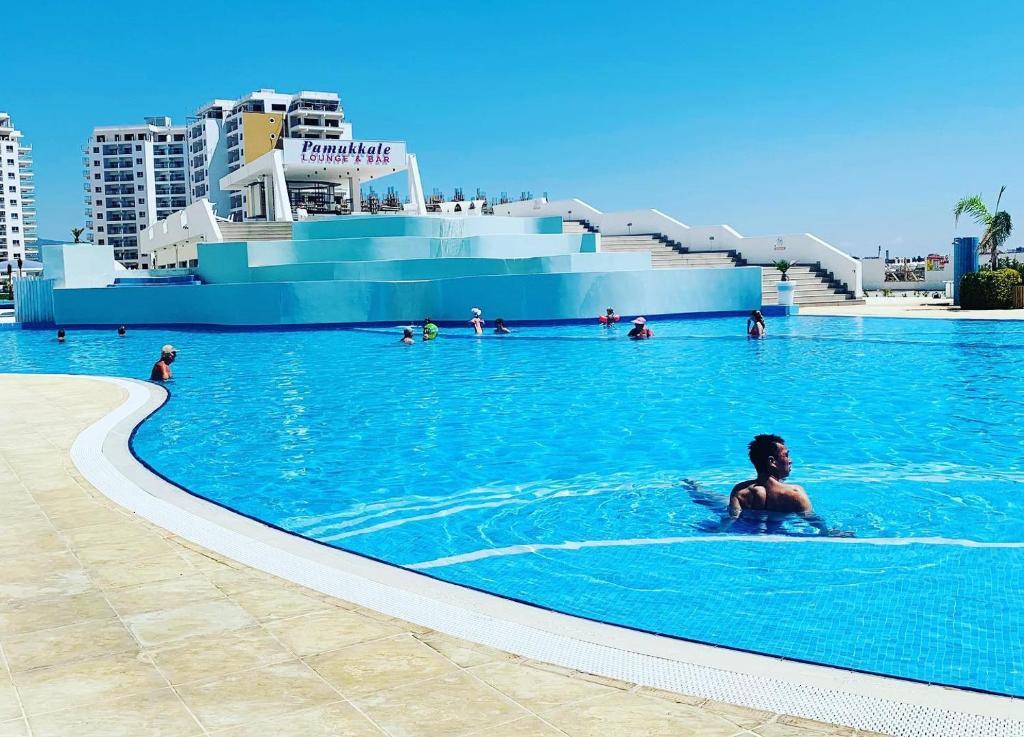 кипр апартаменты с бассейном