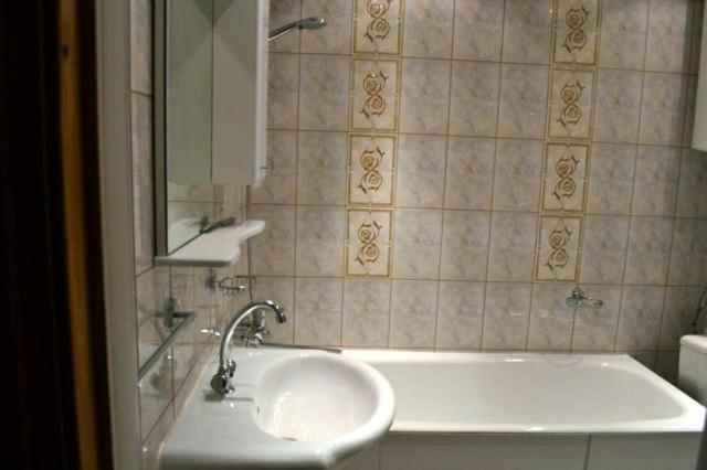 Ванная комната в Guest House Swetlana