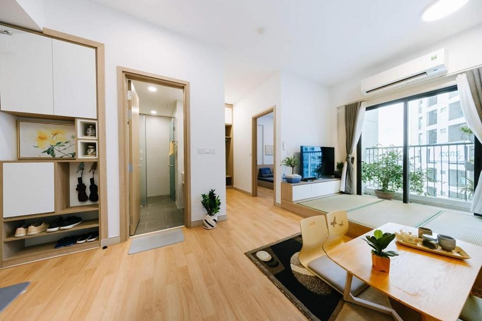 Bayhomes Ecopark Serviced Apartment