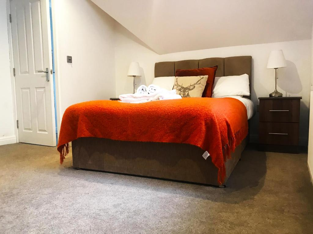Breck Blackpool - Laterooms