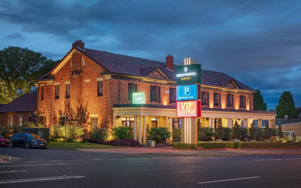 Hotels In Wentworth Point