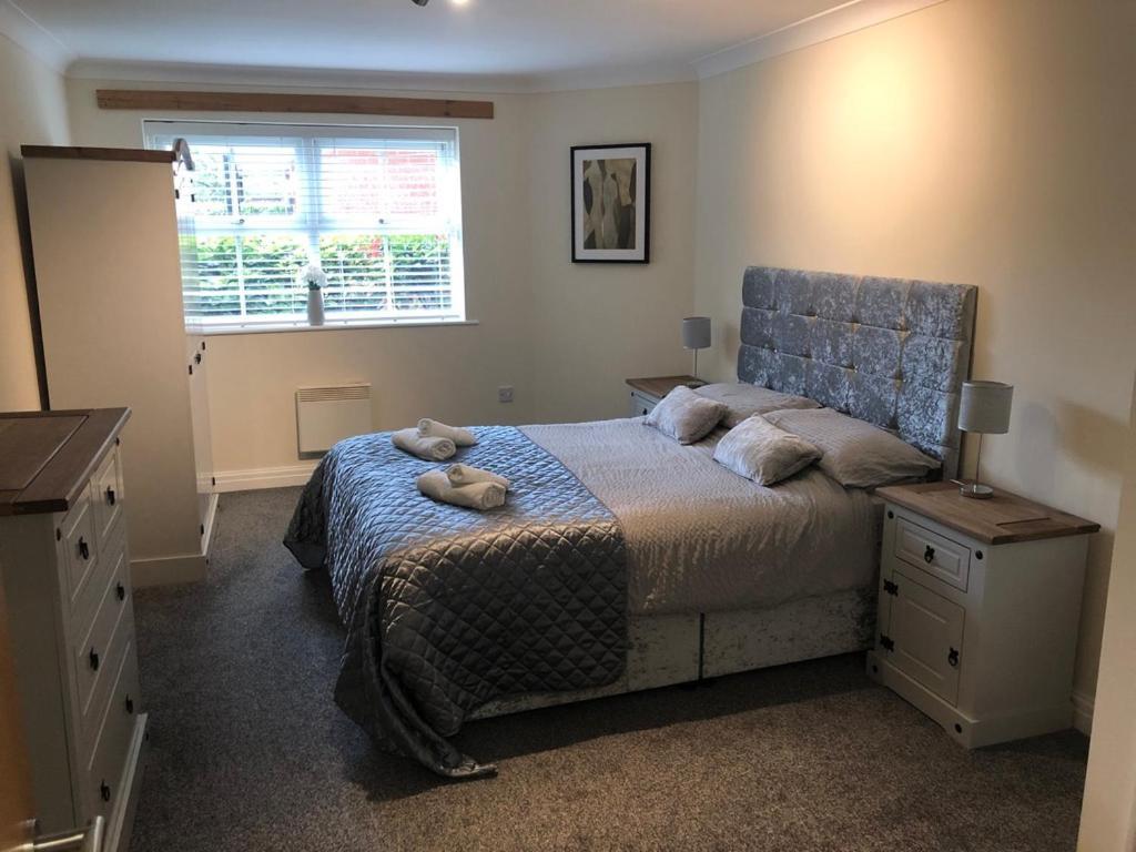 Poulton-le-Fylde Luxury G. Floor Apartment