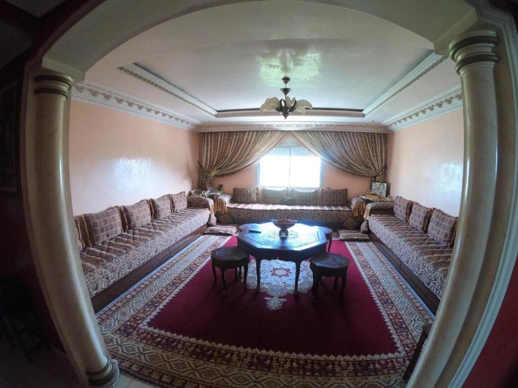 Spacious and cozy apartment in the perfect location in Rabat