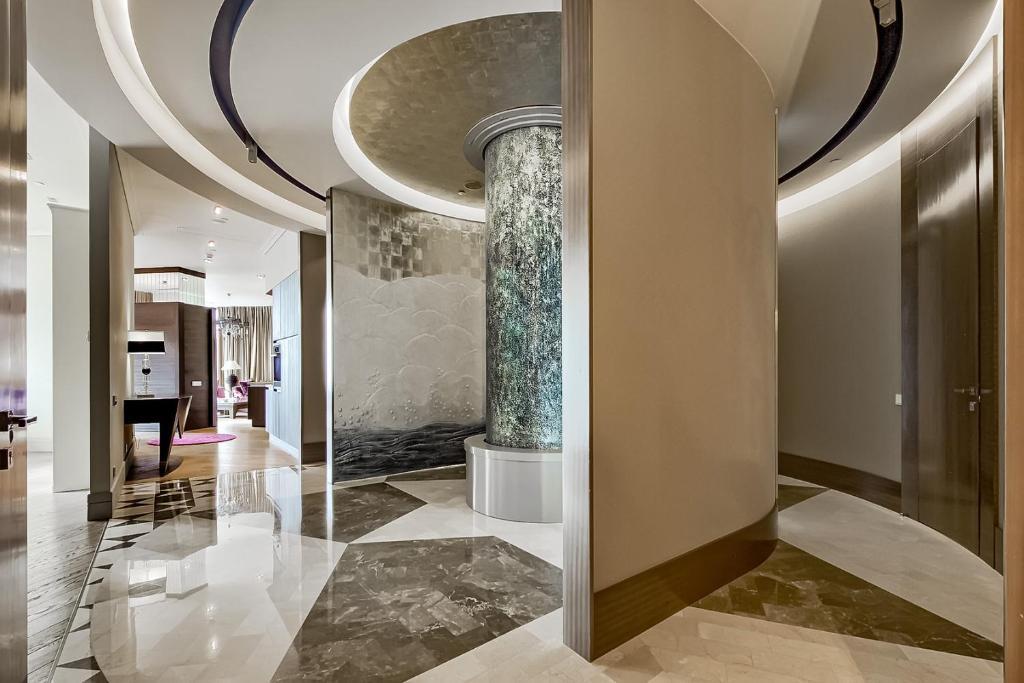 Ванная комната в Sky Luxury
