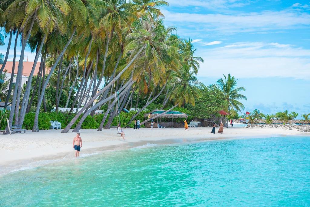 Горящий тур: Мальдивы на 11 ночей всего за 558$!