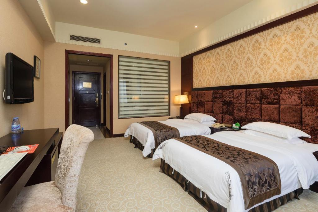 Hotel Guangzhou Kairongdu International H China Booking Com