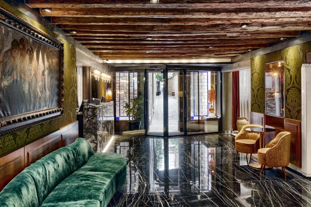 Hotel Bisanzio Venice, Italy