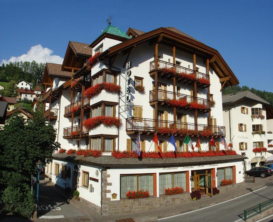 Hotel Dolomiti Madonna Ortisei, Italy
