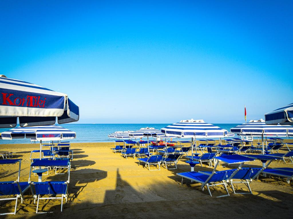 Hotel Kon Tiki San Vincenzo, Italy