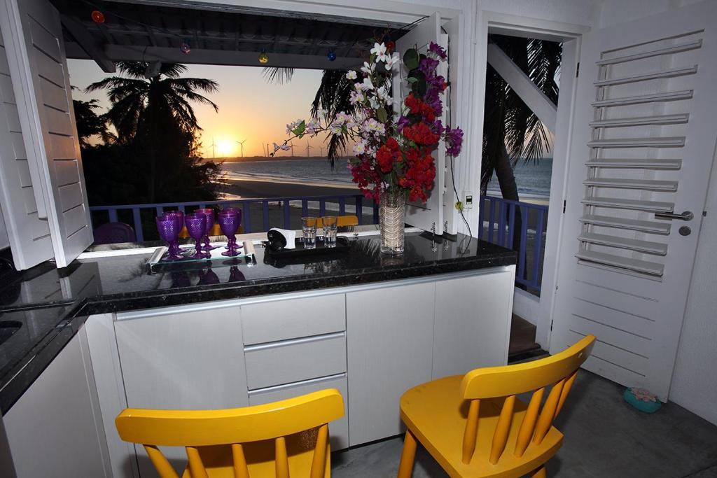 A kitchen or kitchenette at Saint Germain Kite Residence