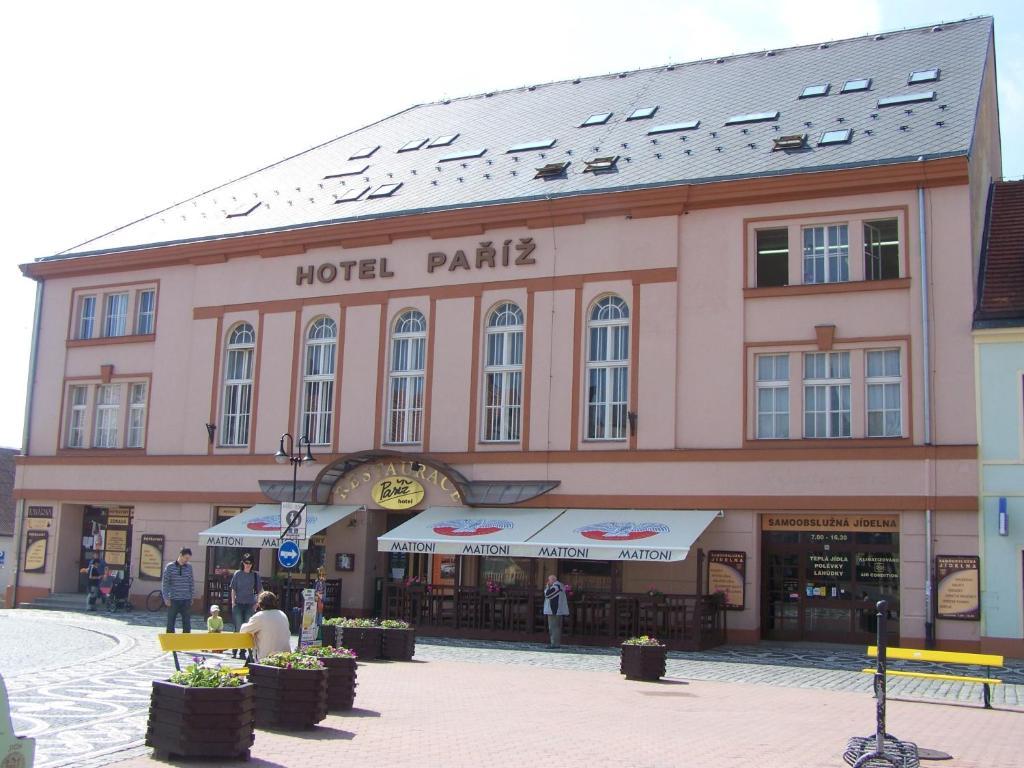 Hotel Pariz Jicin, Czech Republic