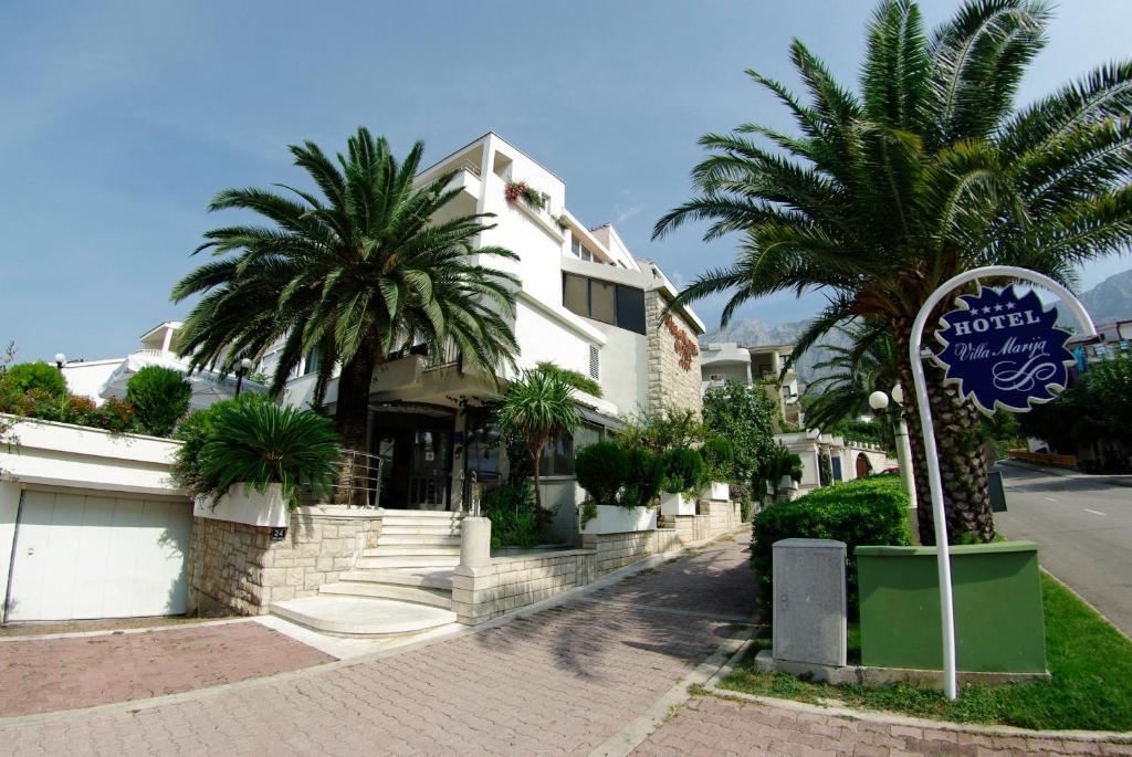 Hotel Villa Marija Tucepi, Croatia