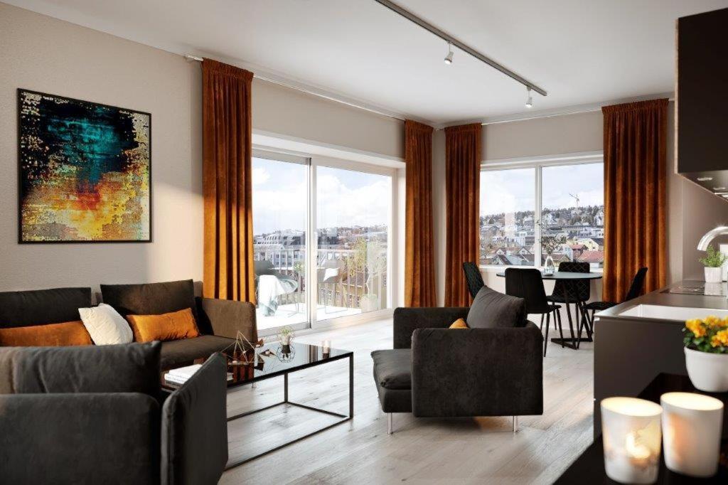 Luxury Downtown apartments - ap 407