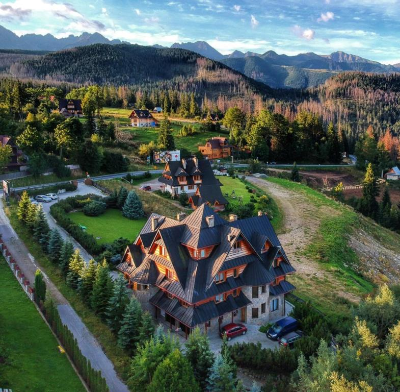 A bird's-eye view of Holiday Home Krzysztoforow