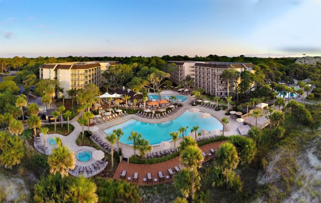 Omni Oceanfront Resort Hilton Head Island