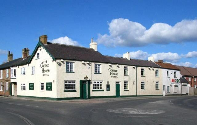The building where the inn is located