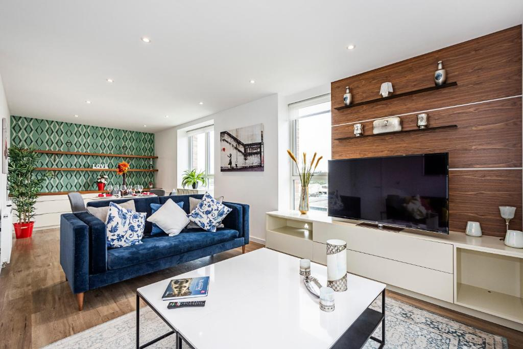 Chiswick Park Apartments London