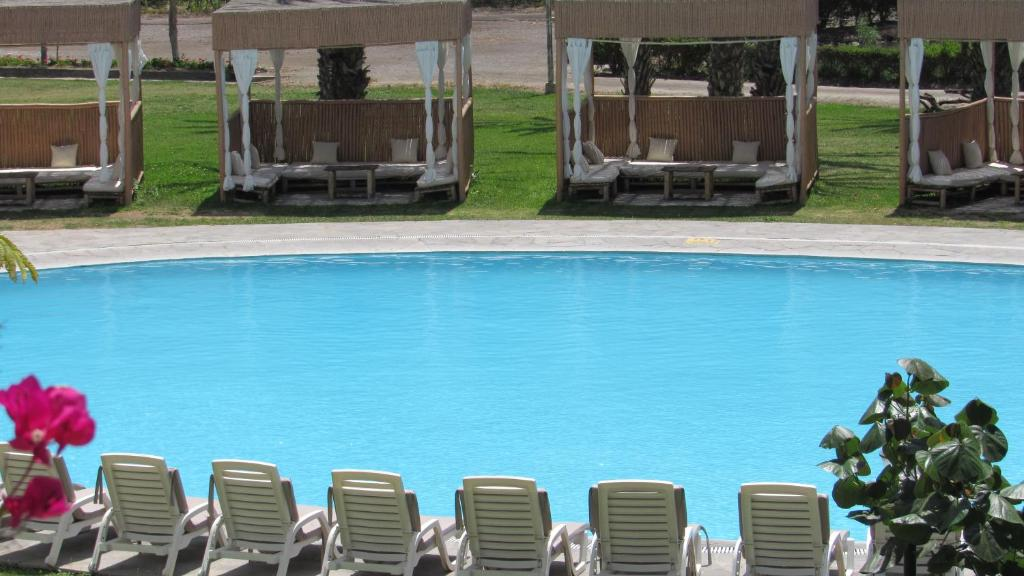 The swimming pool at or close to Guizado Portillo Hacienda & Resort