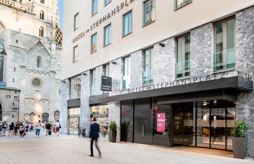 Boutique Hotel am Stephansplatz Vienna, Austria