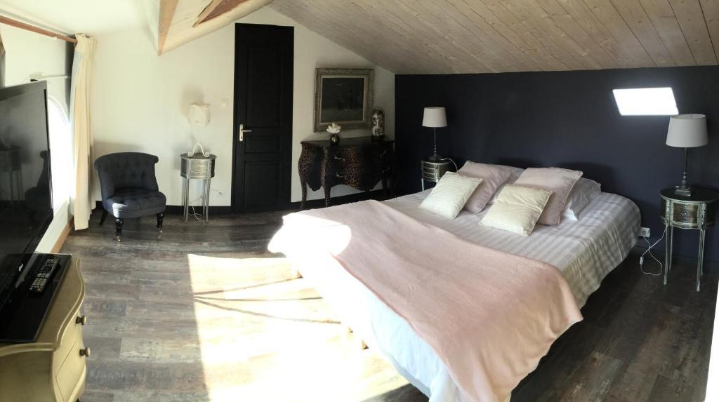 Chambre avec Piscine privée intérieure