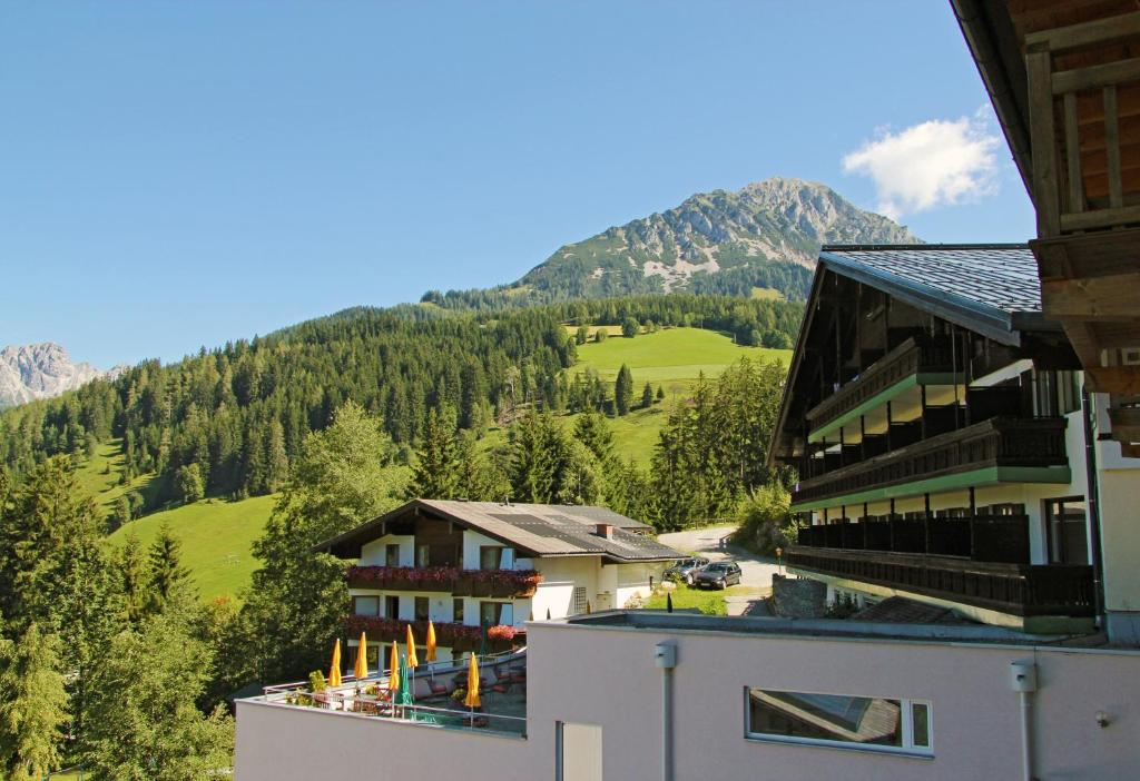 Hotel Alpenkrone Filzmoos, Austria