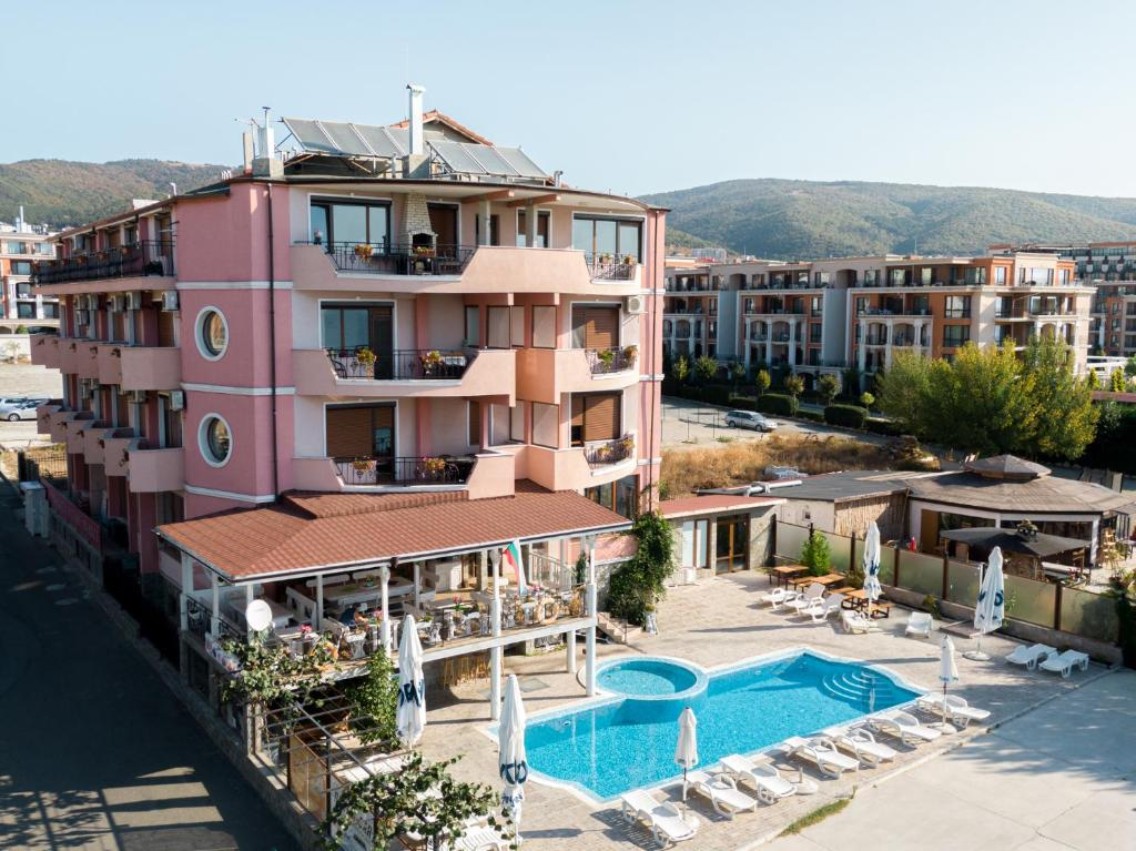 Hotel Fantasy Beach Sveti Vlas, Bulgaria