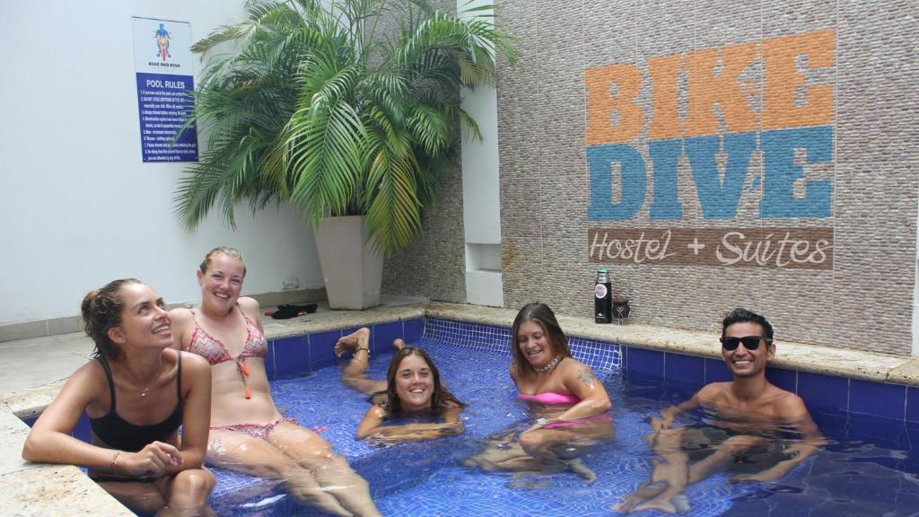 Bike Dive Hostel
