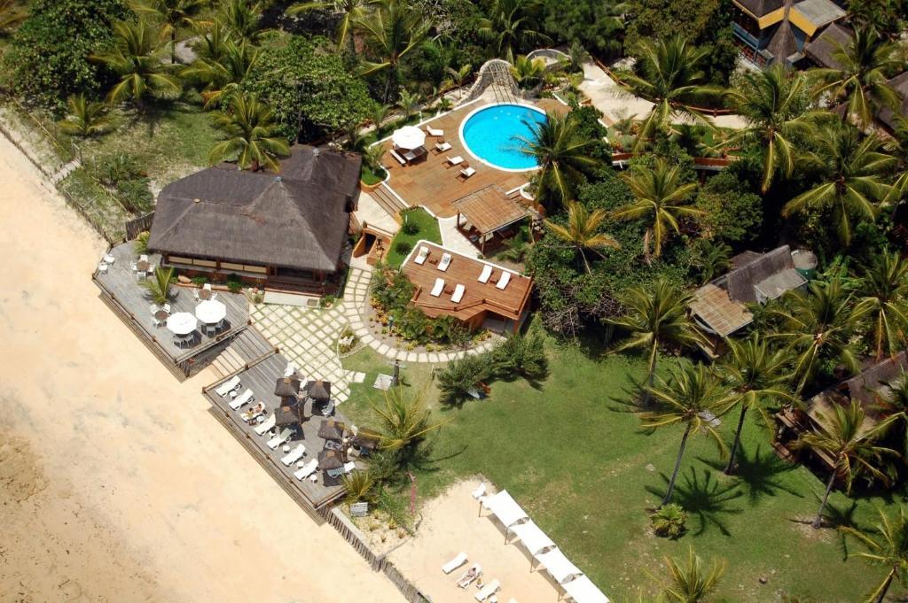 A bird's-eye view of Hotel Pousada Pitinga