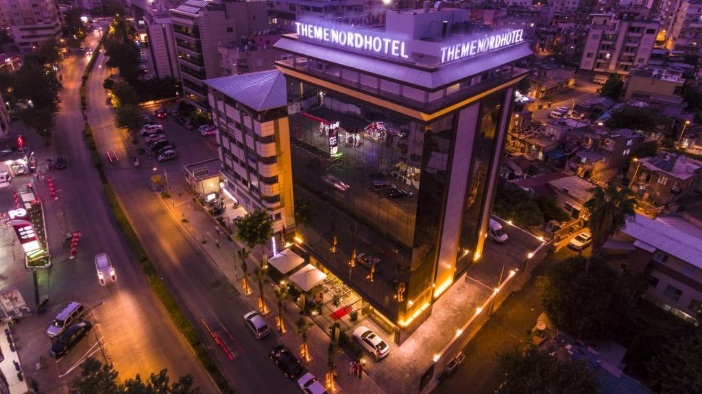 منظر The Menord Hotel من الأعلى