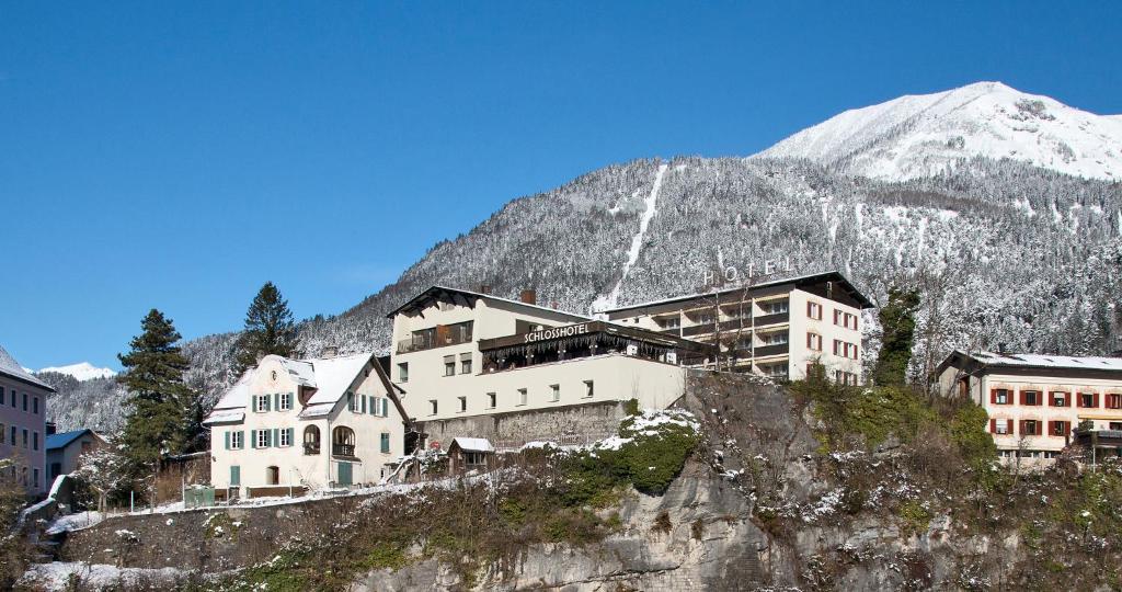 Schlosshotel Dorflinger Bludenz, Austria