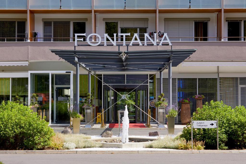 Thermalhotel Fontana Bad Radkersburg, Austria