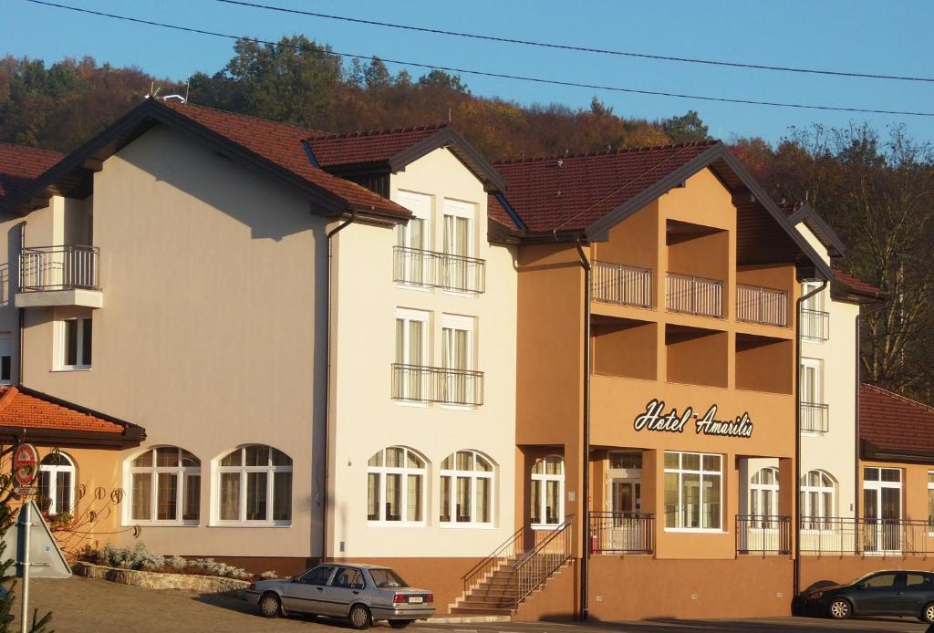 Hotel Amarilis Netretic, Croatia