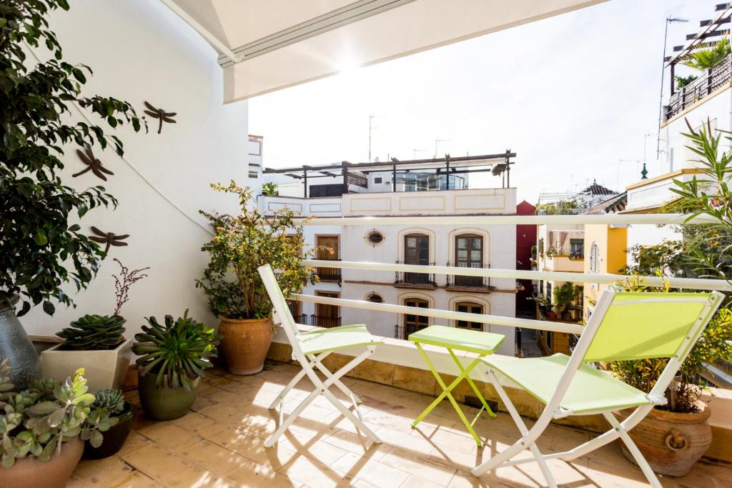 Seville Boutique Townhouse 2