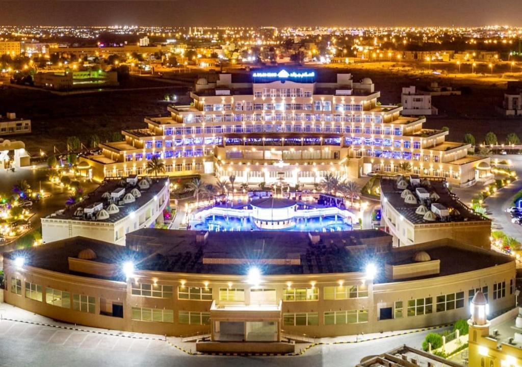 Al Salam Grand Hotel Resort Buraymi Aktualisierte Preise Fur 2021