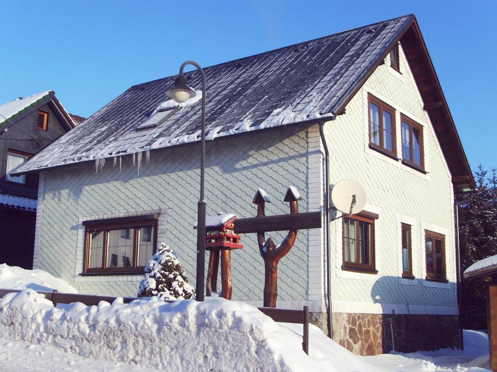 Ferienwohnung Peter Engelhardt im Winter