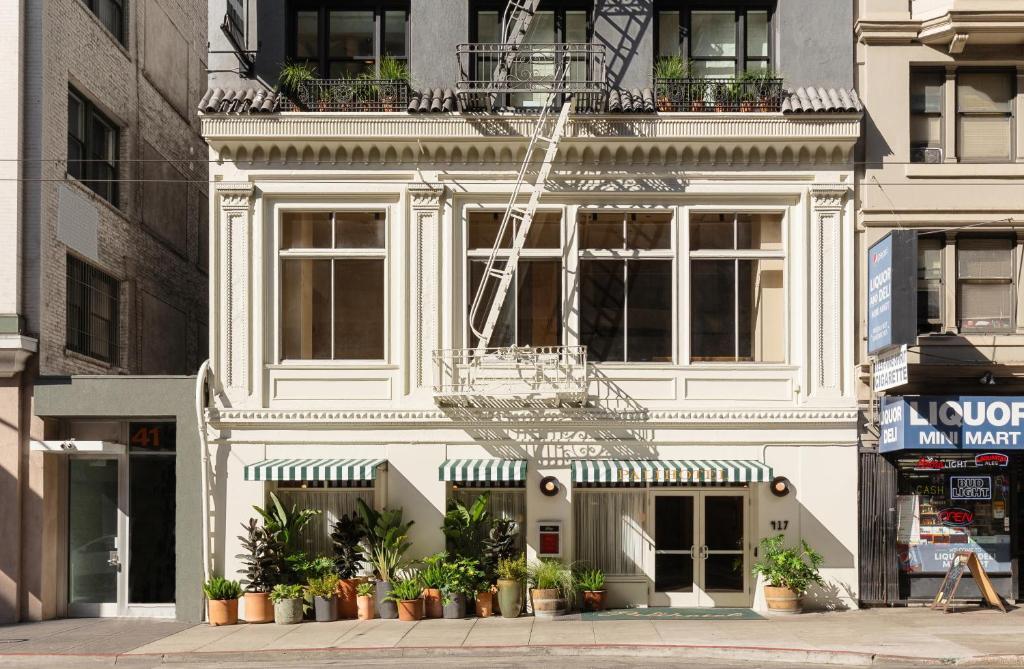 The Palihotel San Francisco.
