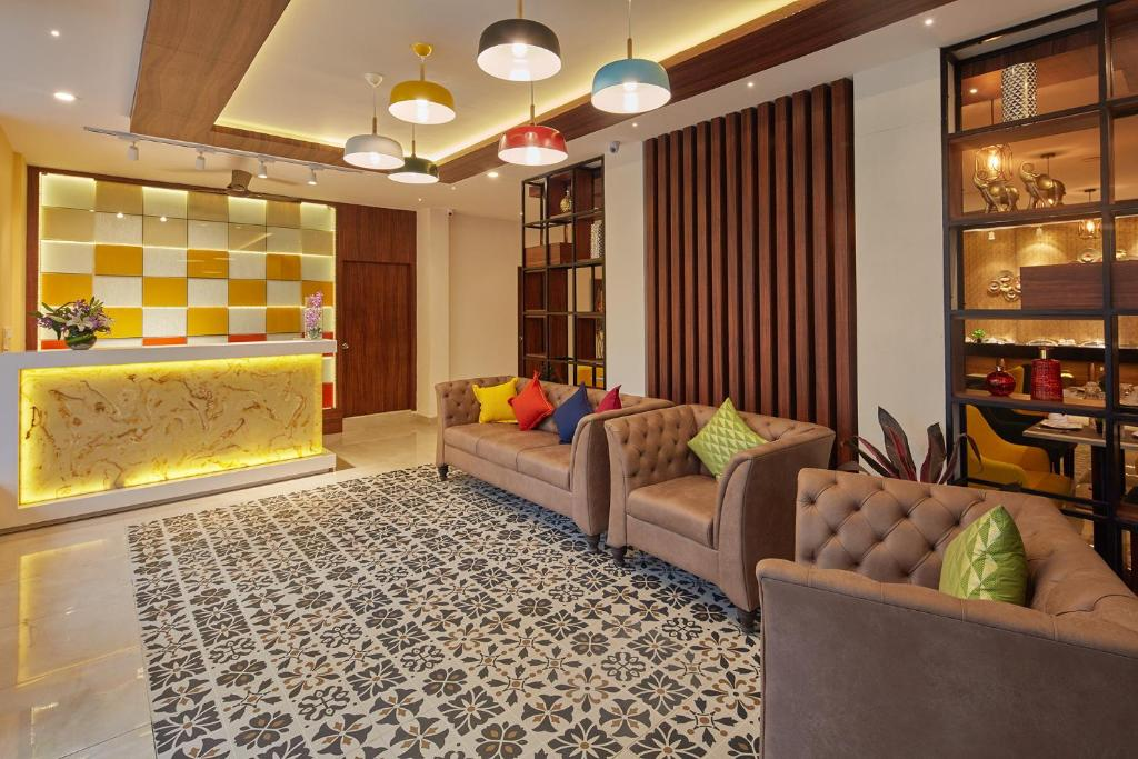 Regenta Inn Indiranagar Bangalore India Booking Com