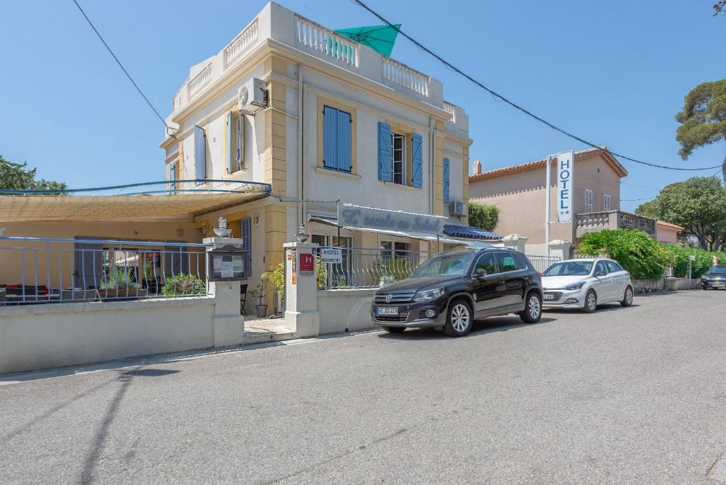 Escale Au Soleil Hotel et Appart Saint-Aygulf, France