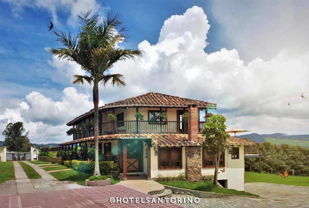 Hotel Santorino Village