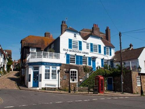 Old Borough Arms in Rye, East Sussex, England