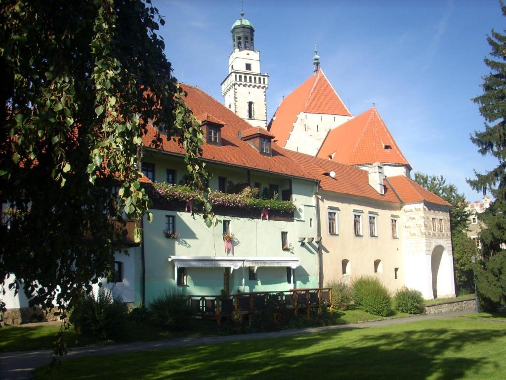Hotel Parkan Prachatice, Czech Republic