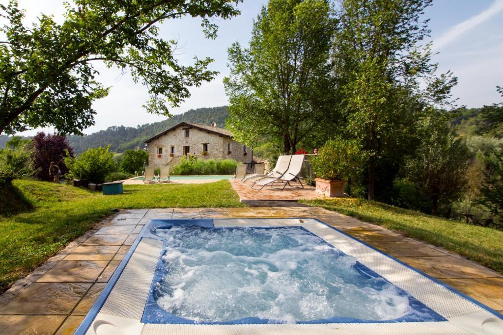 CASALE SANTA CATERINA Jacuzzi&Pool