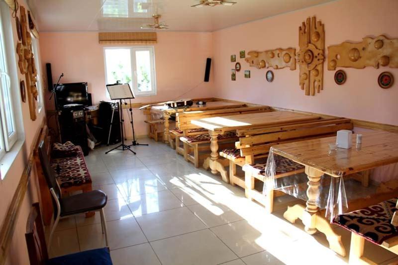 Ресторан / где поесть в Guesthouse Alakol