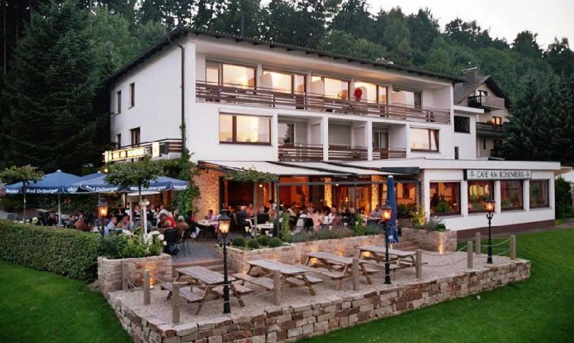 Hotel Am Rosenberg Bad Driburg, Germany