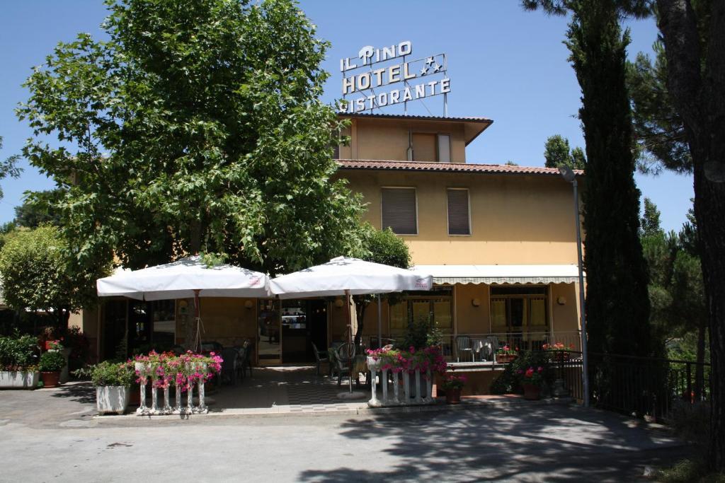 Hotel Ristorante Il Pino Chiusi, Italy