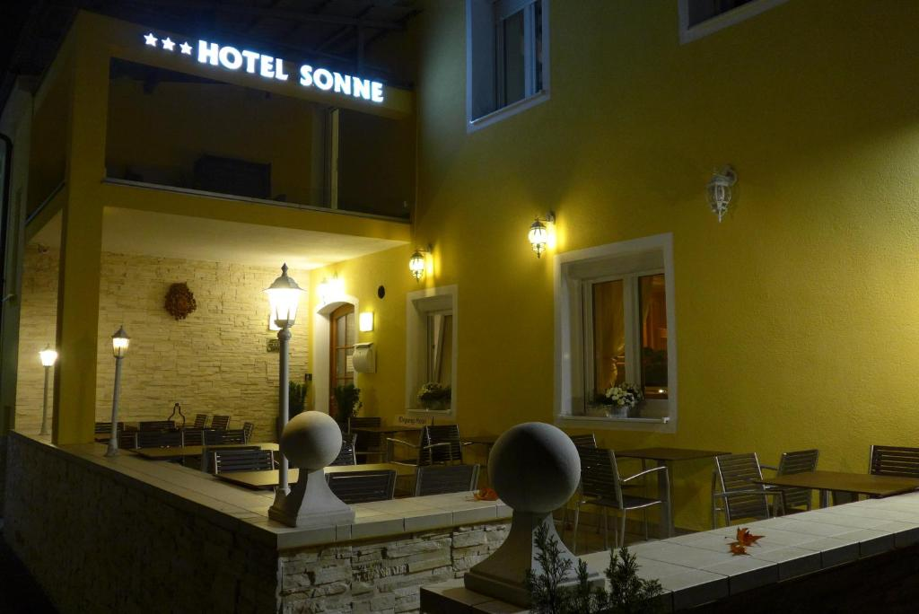 Hotel Restaurant Sonne Weingarten, Germany