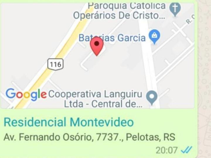 Apartamento Av Fernando Osório