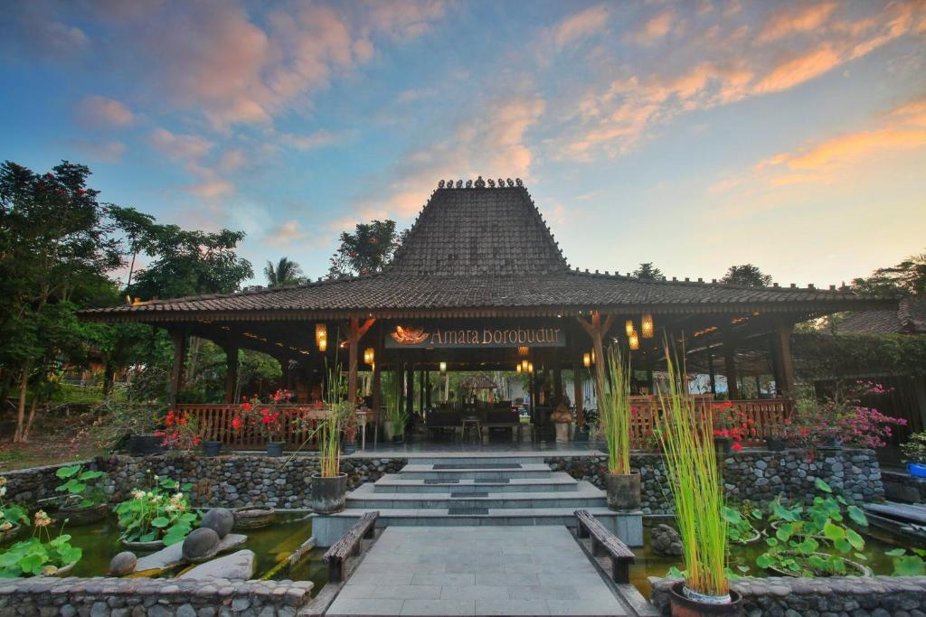 Amata Borobudur Resort