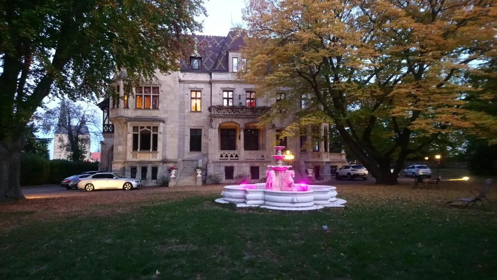 Schlosshotel zum Markgrafen Quedlinburg, Germany